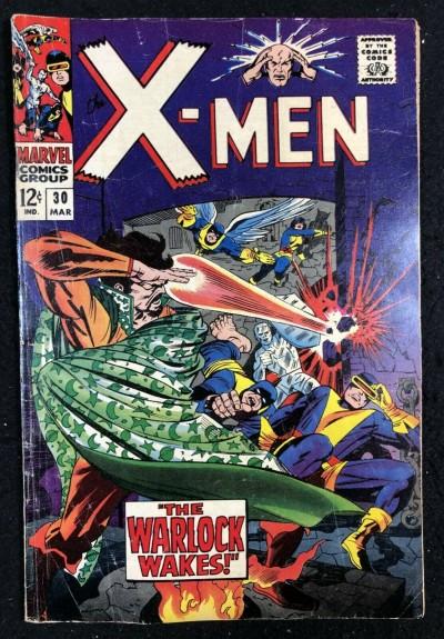 X-Men (1963) #30 VG (4.0)