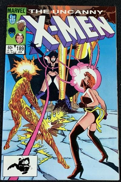 X-Men (1963) #189 NM- (9.2)