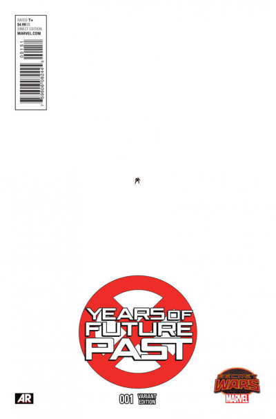 YEARS OF FUTURE PAST (2015) #1 VF/NM ANT-SIZED VARIANT COVER