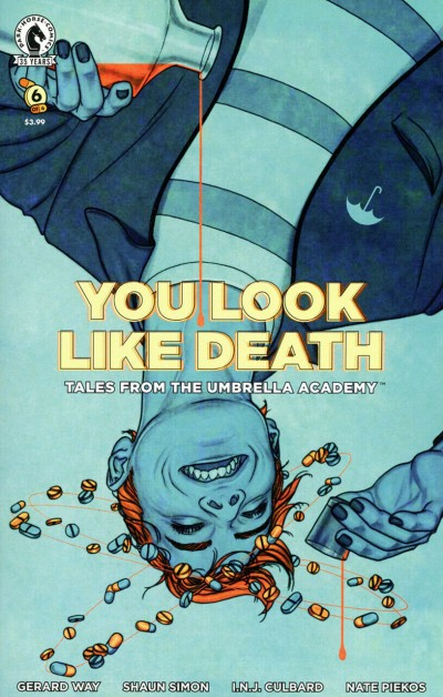 You Look Like Death: Tales From the Umbrella Academy (2020) #6 VF/NM Frison Art