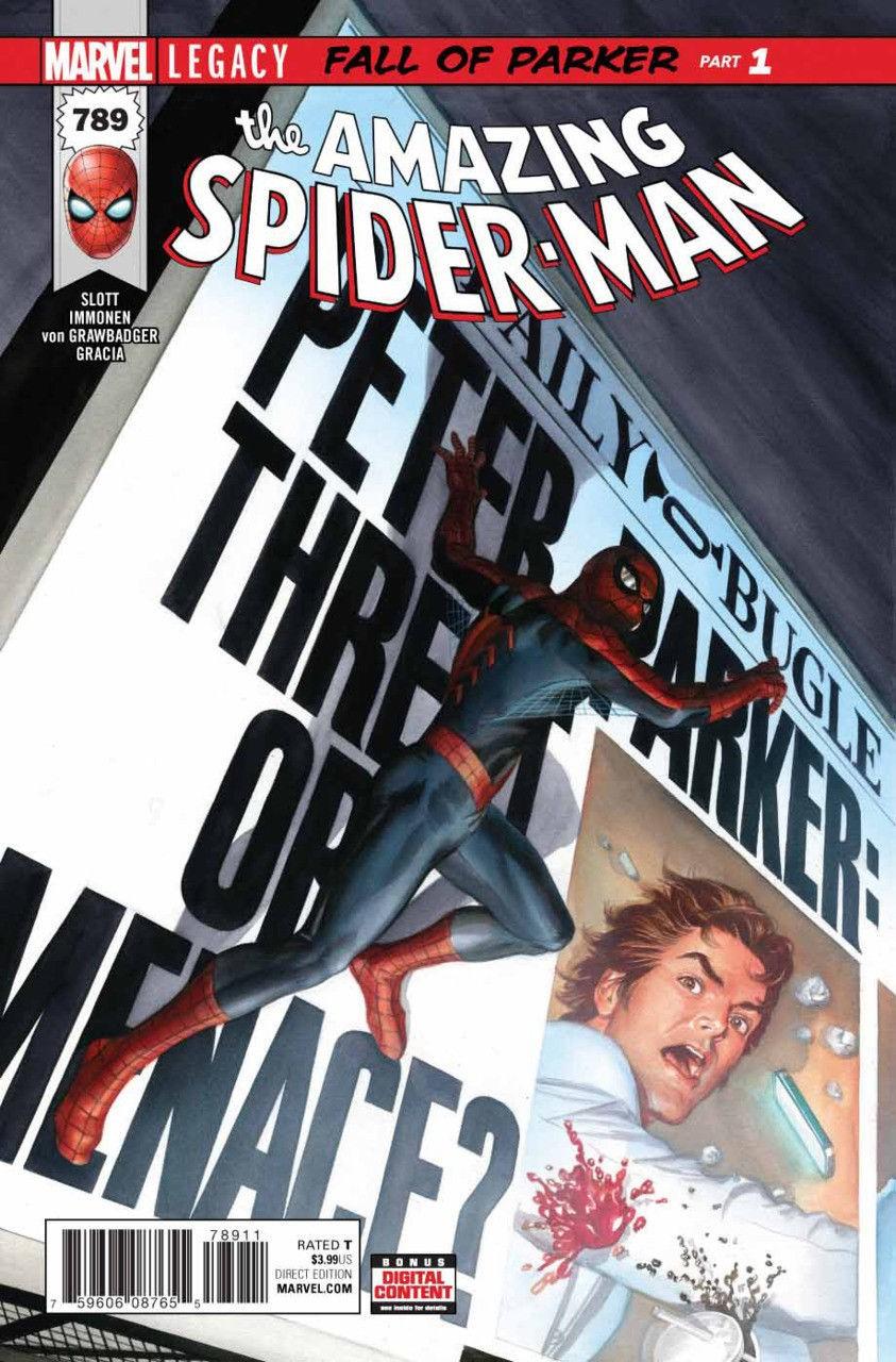 2017 Marvel Legacy #1 Regular Cover A /& Lenticular Cover Set NM