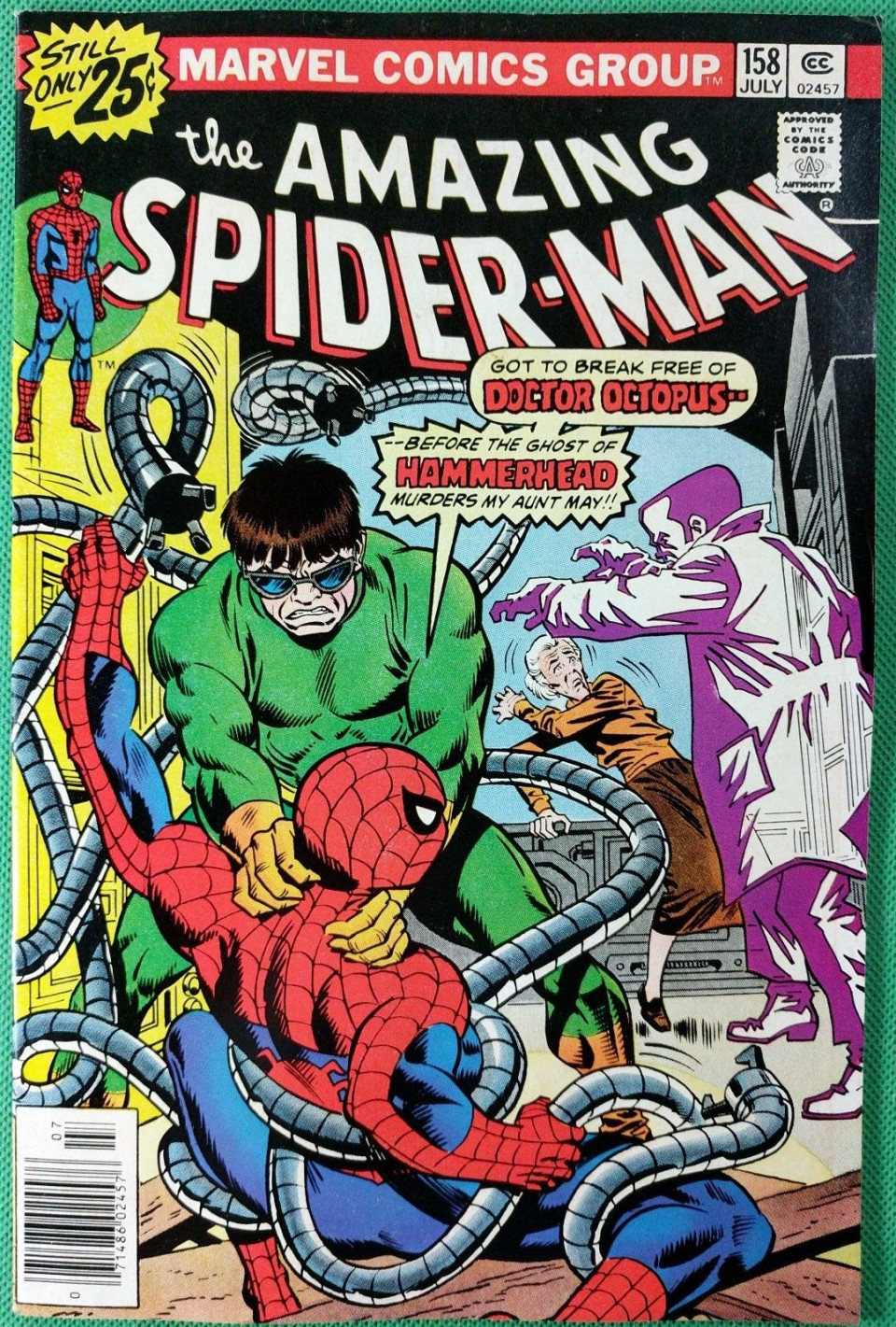 Amazing SpiderMan 1963 158