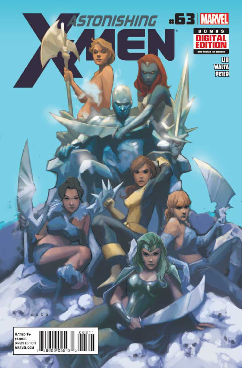 X-MAN #63 VF//NM