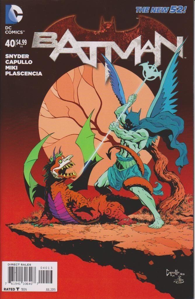 Batman /'91 Annual 15 VF 3rd Print A2
