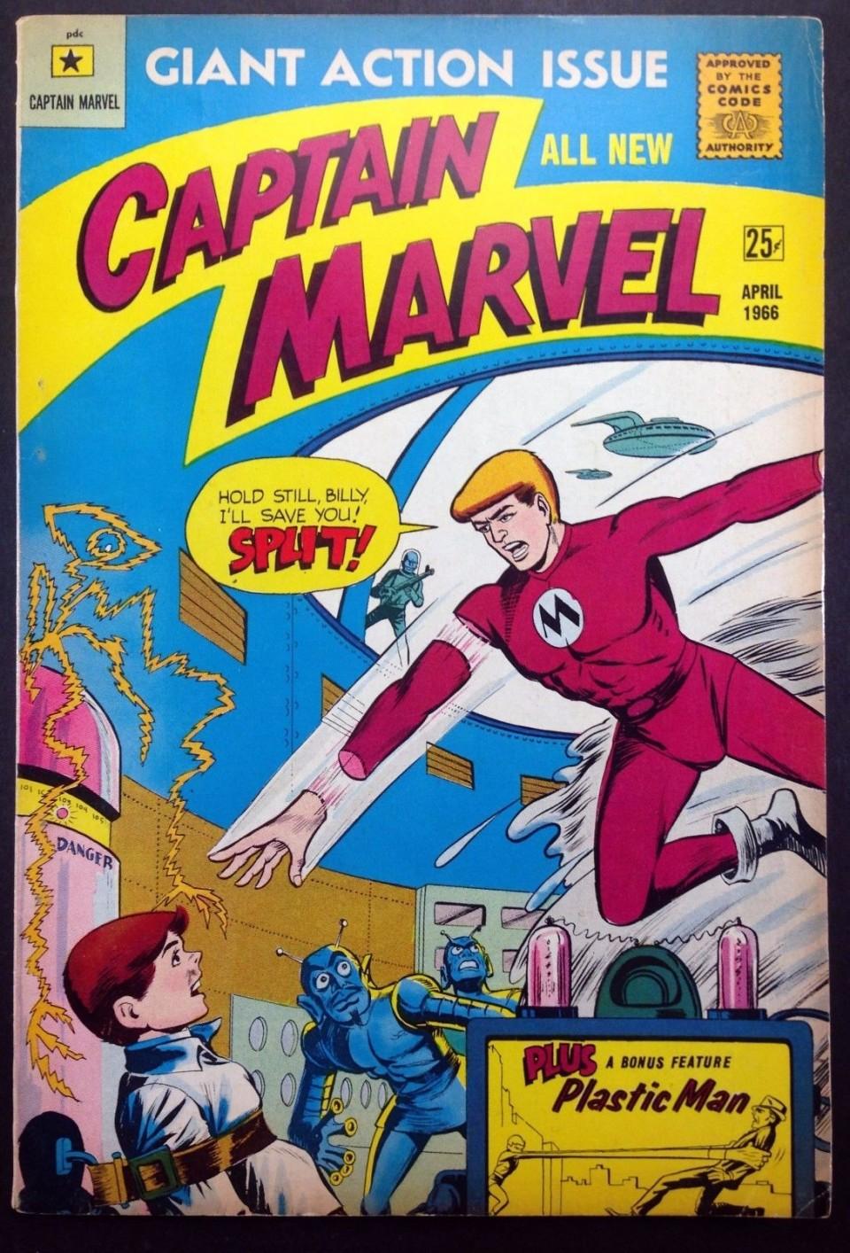 Original captain marvel