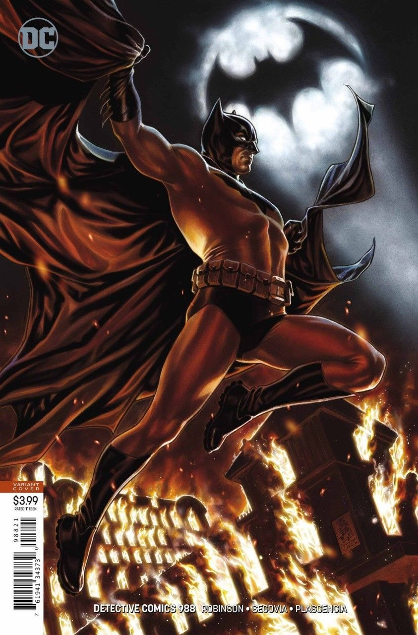 Batman Detective /'03 778 VF B2