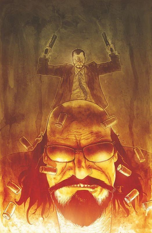 KANE /& LYNCH #1 NM DC COMICS WILDSTORM