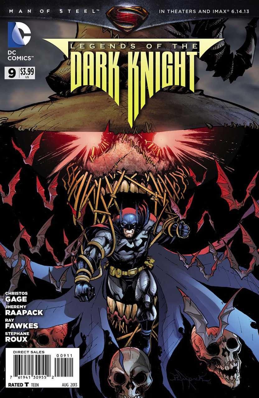 BATMAN NEW 52 #26 NEAR MINT 2014 UNREAD COPY #R-721