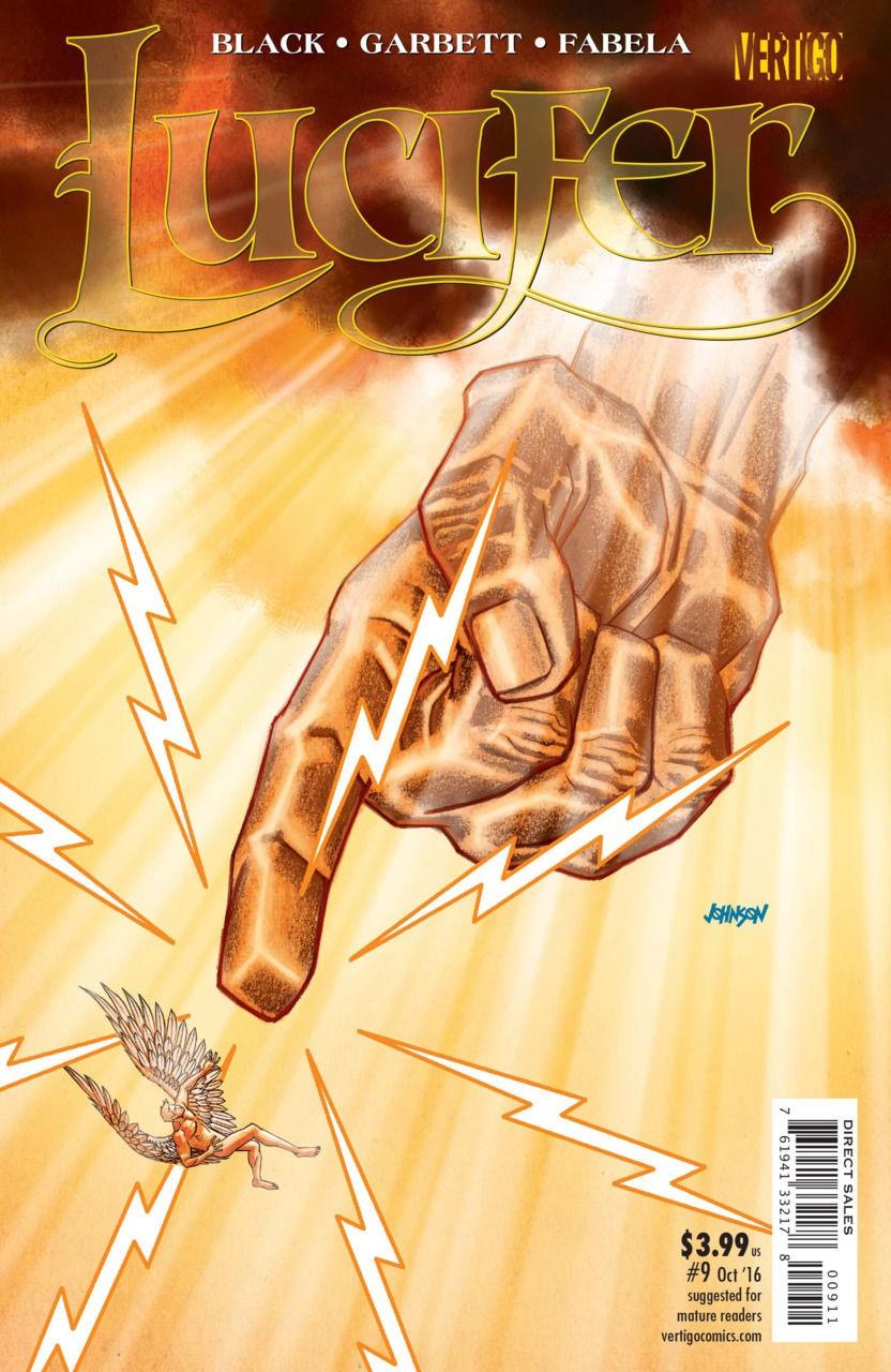 Lucifer #1 Vertigo DC Comics 2016 Series 1st Print NETFLIX SHOW 9.4 Near Mint