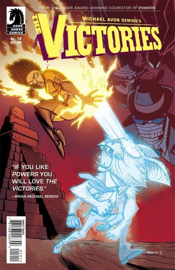 Dark Horse Comics #12 Dark Horse FN