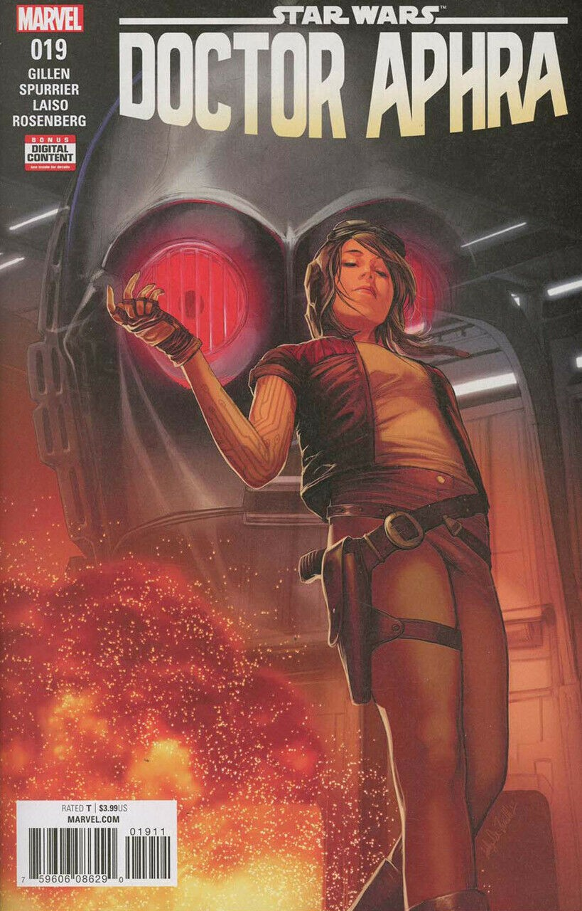Star Wars: Doctor Aphra (2016) #19 VF/NM Ashley Witter Cover