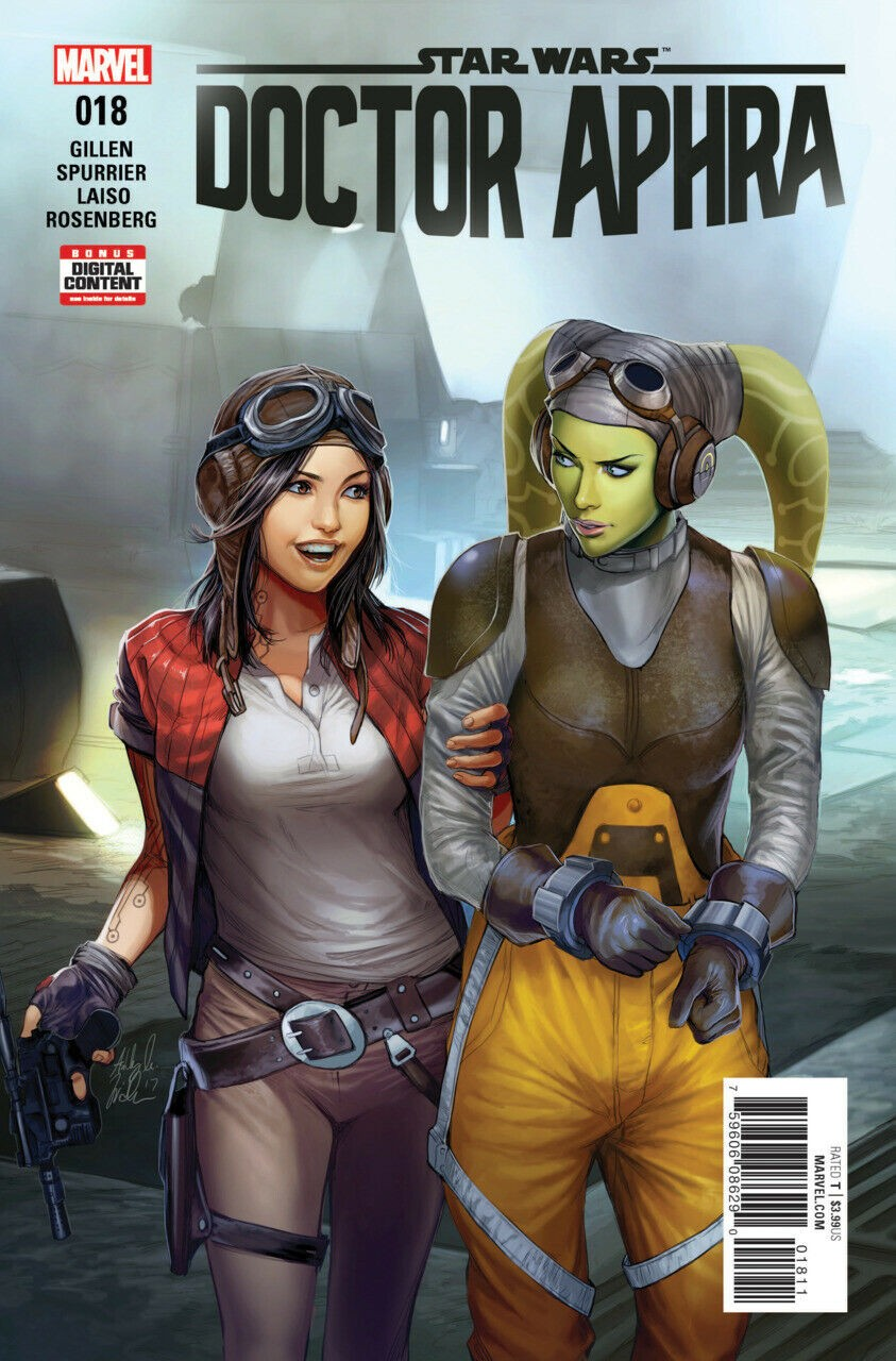 Star Wars Doctor Aphra #36 Cover A Witter  9//18//19 NM