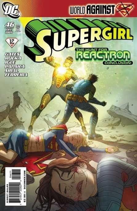 Supergirl #46 2005 DC VF//NM Comics Book