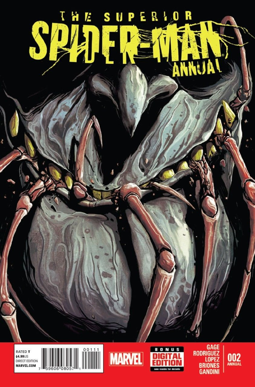 There something? superior spider man apologise, but