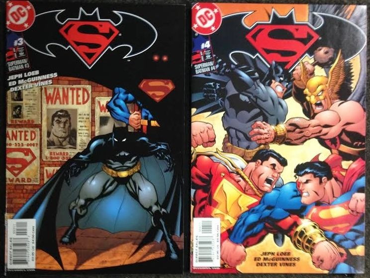 superman batman public enemies vf