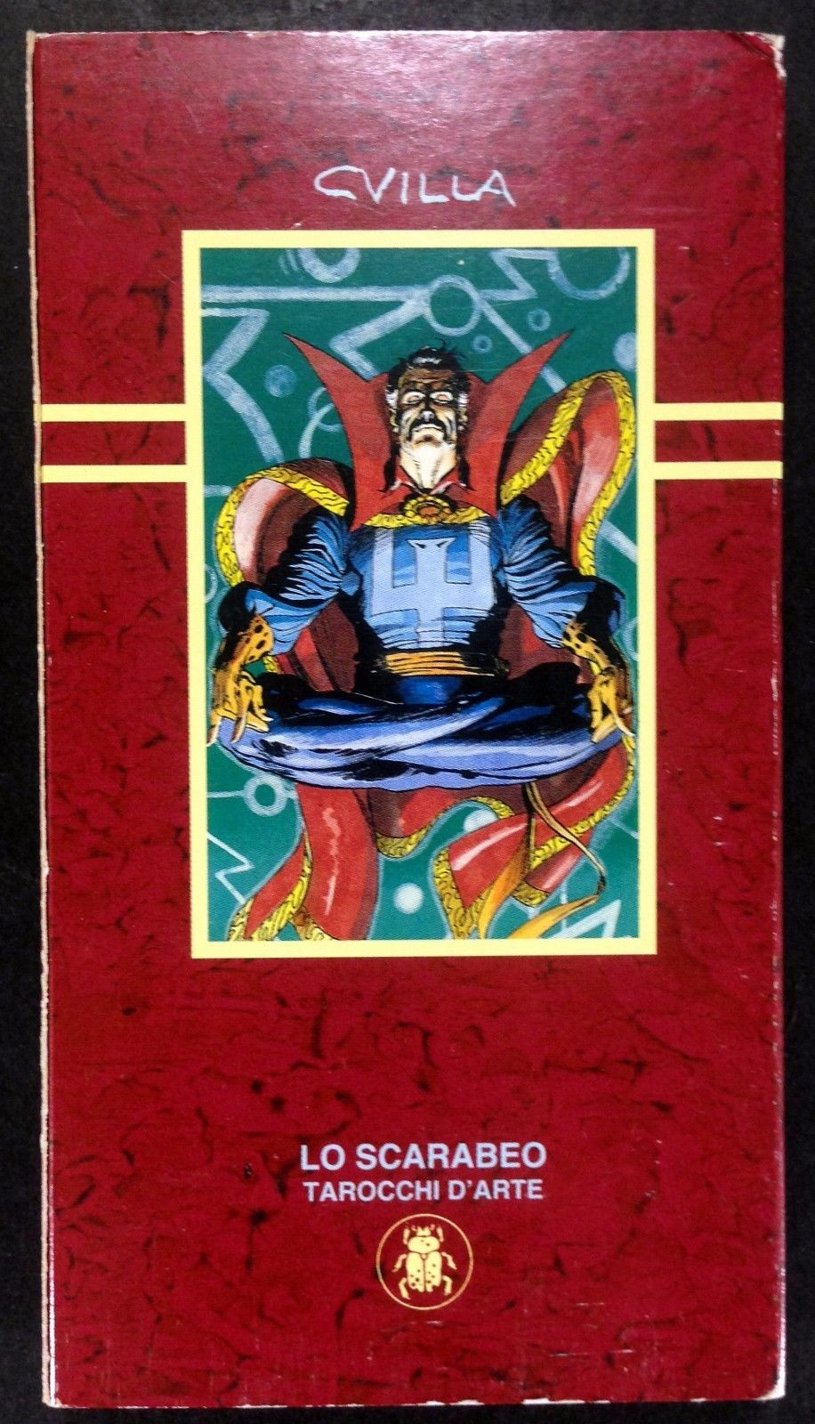 Tarocchi Marvel (1995) Near Complete Tarot Card Set