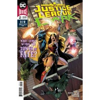 Justice League Dark (2018) #'s 1 2 3 4 + Wonder Woman #56 + The Witching Hour #1