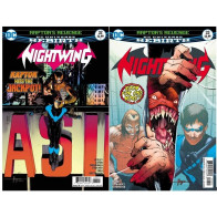 Nightwing (2016) #'s 30 31 32 33 34 35 36 37 38 39 40 41 42 43 VF/NM Cover A Set