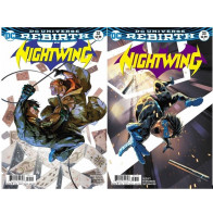 Nightwing (2016) #'s 30 31 32 33 34 35 36 37 38 39 40 42 43 Variant Cover Set