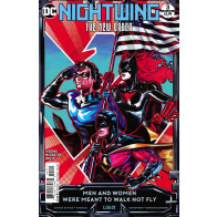 Nightwing: The New Order (2017) #'s 2 3 4 5 6 Near Complete VF/NM Set