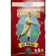 Starting Lineup 1996 MLB Collection Lot Ty Cobb Babe Ruth Honus Wagner Cy Young