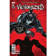 Venomized (2018) #'s 1 2 3 4 5 Complete VF/NM Set Nick Bradshaw Venom