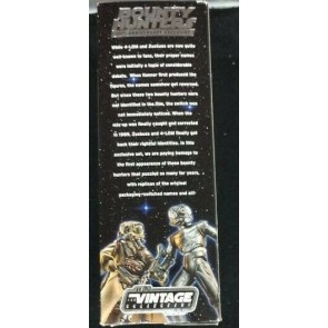 2010 Star Wars Celebration Bounty Hunters 30th Anniversary Exclusive Two-Pack