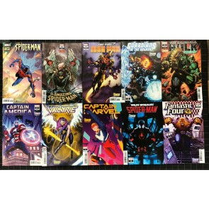 2099 Variant Month Lot of 39 comics NM Spider-Man Doom X-Men Daredevil + More