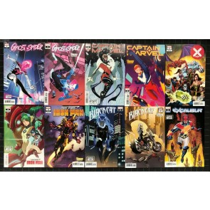 2099 Variant Month Lot of 35 comics NM Spider-Man Doom X-Men Daredevil + More
