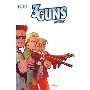 3 GUNS #6 VF+ - VF/NM BOOM!