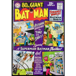 80 PAGE GIANT #12 VG/FN BATMAN