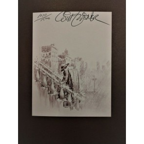 A Contract With God HC Will Eisner 1978 First Printing Signed/Numbered 1070/1500