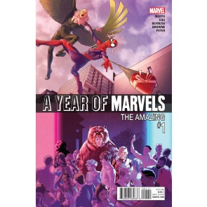 A Year of Marvels (2016) #1 VF/NM