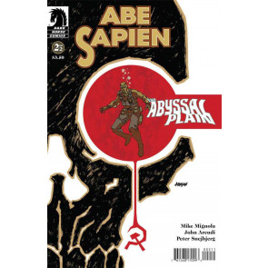 ABE SAPIEN: THE ABYSSAL PLAIN #'s 1, 2 COMPLETE VF/NM SET DARK HORSE HELLBOY