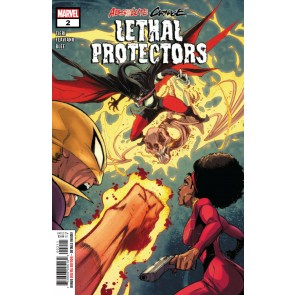 Absolute Carnage: Lethal Protectors (2019) #2 VF/NM Iban Coello Cover