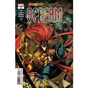 Absolute Carnage: Scream (2019) #2 VF/NM Gerardo Sandoval Cover