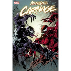 Absolute Carnage (2019) #1 VF/NM-NM Party Variant Cover Venom Mike Deodato
