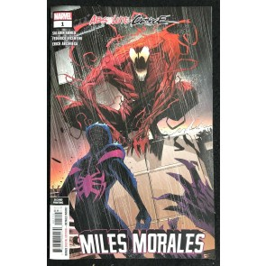 Absolute Carnage Miles Morales (2019) #1 VF/NM (9.0) or better 2nd print variant