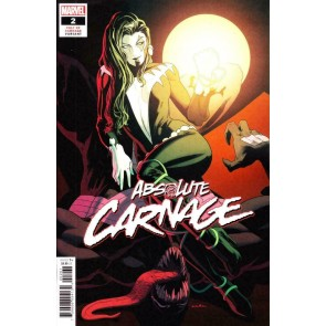 Absolute Carnage (2019) #2 VF/NM-NM Cult of Carnage Anka Variant Cover