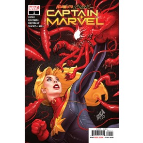 Absolute Carnage: Captain Marvel (2019) #1 VF/NM David Nakayama Cover