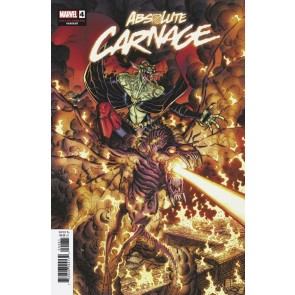 Absolute Carnage (2019) #4 VF/NM-NM Cult of Carnage Nick Bradshaw Variant Cover