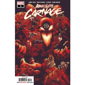 Absolute Carnage (2019) #3 VF/NM-NM Ryan Stegman Cover