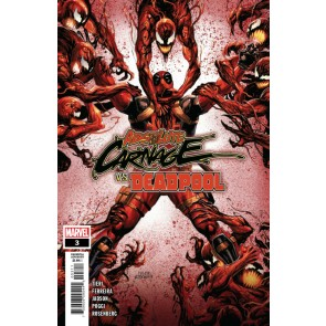 Absolute Carnage vs. Deadpool (2019) #3 VF/NM Tyler Kirkham Cover