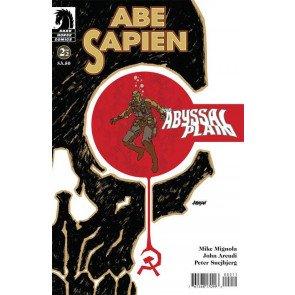 ABE SAPIEN: THE ABYSSAL PLAIN #'s 1, 2 COMPLETE VF/NM SET DARK HORSE HELLBOY