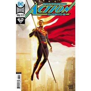 "Action Comics (2016) #'s 987-999 ""Oz Effect"" ""Booster Shot"" + 1000 Variant Lot"