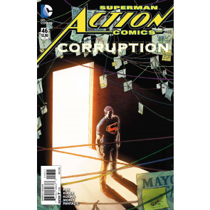 Action Comics (2011) #46 VF/NM