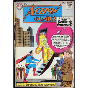 Action Comics (1938) #271 FR/GD (1.5) featuring Superman