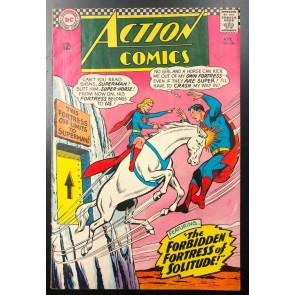 Action Comics (1938) #336 FN (6.0) Supergirl Fortress of Solitude