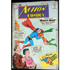 Action Comics (1938) #260 GD- (1.8) Superman