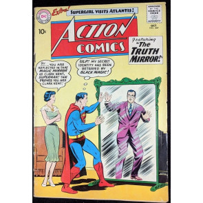 Action Comics (1938) #269 VG- (3.5) Superman
